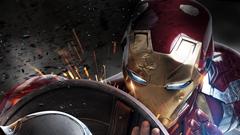 Wallpapers Iron Man 4K 8K Movies