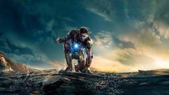 Iron Man 3 Tony Stark UHD 4K Wallpapers