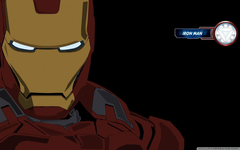 IronMan Vector 4K HD Desktop Wallpapers for 4K Ultra HD TV Wide
