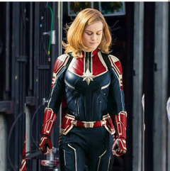 Captain Marvel Avengers Brie Larson Super Hero Hd Wallpapers