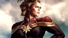 Captain marvel wallpapers Gallery