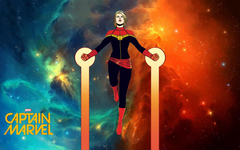 Captain Marvel Full HD Wallpapers and Backgrounds Image