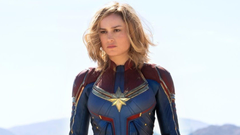Here s Our First Official Look at Brie Larson as CAPTAIN MARVEL and
