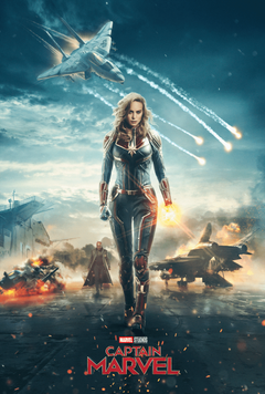 Captain Marvel HD Posters Wallpapers Photos and actress Brie