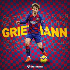 Griezmann Barcelona wallpapers