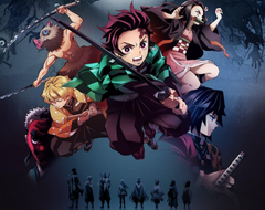 Demon Slayer Kimetsu no Yaiba HD Wallpapers