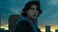 Godzilla King of the Monsters Millie Bobby Brown 4K