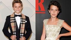 David and Victoria Beckham s 16