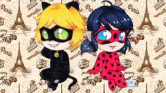 Miraculous Tales of Ladybug and Cat Noir by Hanami