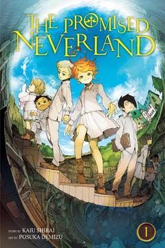 The Promised Neverland Vol 1 Amazon co uk Kaiu Shirai Posuka