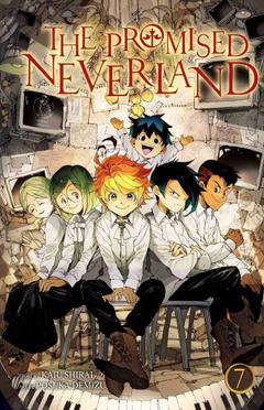 The Promised Neverland Vol 7 Amazon co uk Kaiu Shirai