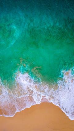 patriciamaroca Ios 11 Wallpaper Ocean Wallpaper