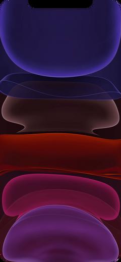 iPhone 11 purple wallpapers