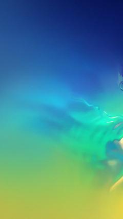 Wallpapers Samsung Galaxy S10 abstract 4K OS