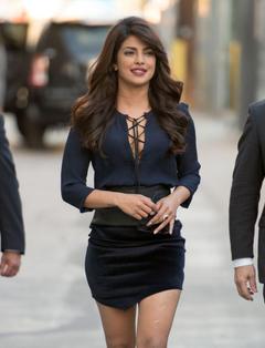 Priyanka Chopra Is Hollywood s New Royal Icon