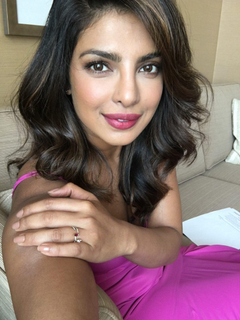 Priyanka Chopra on Bad Hair Days Going Grey and Learning to Love