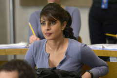 Priyanka Chopra left Bollywood for ABC s Quantico