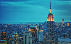 HD Empire State Building Wallpapers