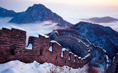 awesome great wall of china wallpapers image hd wallpapers
