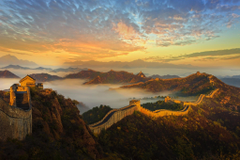 landscape great wall of china wallpapers and backgrounds