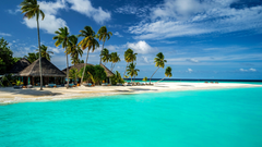 Wallpapers Maldives 5k 4k wallpaper 8k Indian Ocean Best Beaches