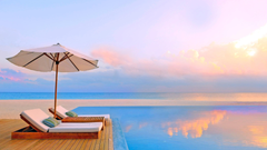 Vacation In The Maldives Wallpapers