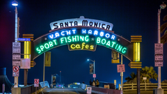 Santa Monica Pier tips Good advice for your visit