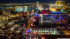 Las Vegas Strip North HD desktop wallpapers Widescreen High