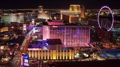 Las Vegas Strip at night HD Wallpapers