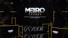Metro Exodus Devs Targeting Full 4K On Xbox One X Reveal Was
