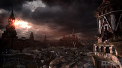 Metro Last Light possibly the best looking game ever producer