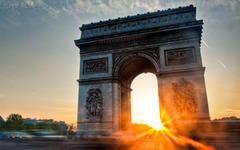 Arc De Triomphe Wallpapers and Backgrounds Image