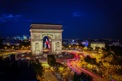 Arc De Triomphe Wallpapers Image Group