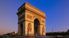 Arc De Triomphe Travel Wallpapers Travel HD Wallpapers