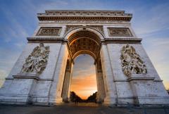 Arc De Triomphe Wallpapers High Resolution