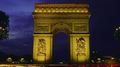 Arc De Triomphe Tourism Wallpapers