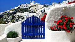 Santorini Greece Wallpapers