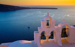 Greece Santorini Wallpapers
