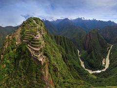 Machu Picchu Hiking the Inca Trail