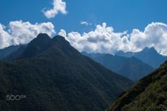 Inca Trail Peru HD wallpapers