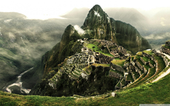 Machu Picchu Lost City Of The Incas 4K HD Desktop Wallpapers for