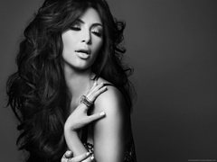 kim kardashian black and white pictures Lovely kim kardashian