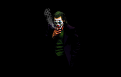 Wallpapers paint Joker Joker Grimm Joaquin Phoenix
