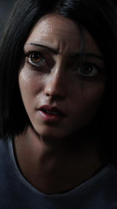 Alita Battle Angel HD Wallpapers