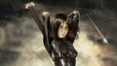 Alita Battle Angel 4k Artwork movies wallpapers hd