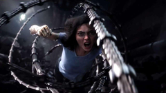 New Footage of Robert Rodriquez and James Cameron s ALITA BATTLE