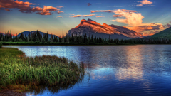 Vermillion Lakes Banff National Park Wallpapers