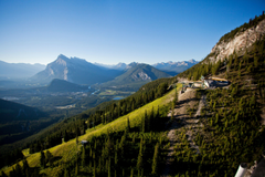 Wallpapers Banff National Park Mount Norquay Mountains Canada