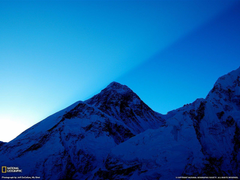 Sunrise Over Mount Everest Picture Wallpapers