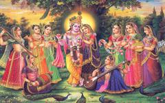 Wallpapers For Shree Krishna Radha Wallpapers